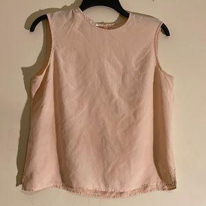 Rena Rowan Essentials sleeveless blouse size 12